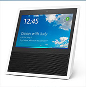 An Amazon Echo Show